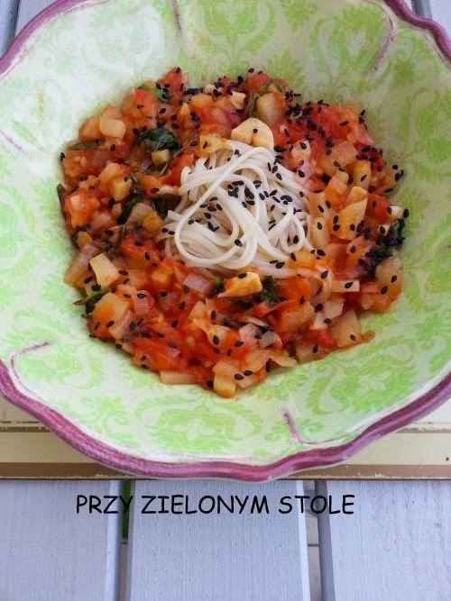 Prosty i szybki sos – podstawowy