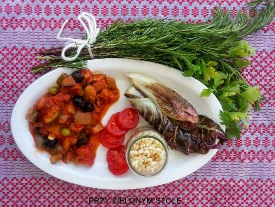 Warzywa śródziemnomorskie