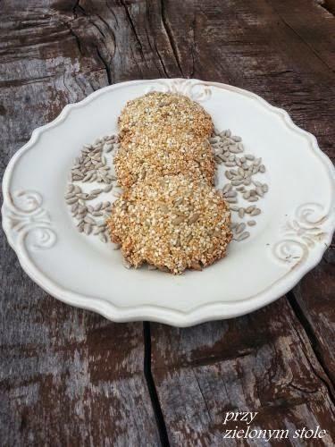 Ciastka z amarantusem