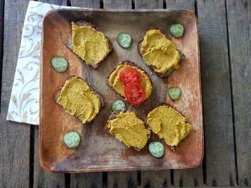 Jesienna pasta z dyni