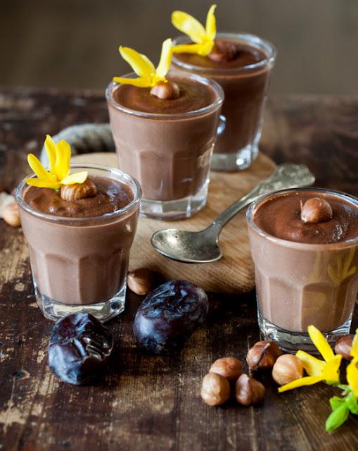 Koktajl orzechowo-czekoladowy