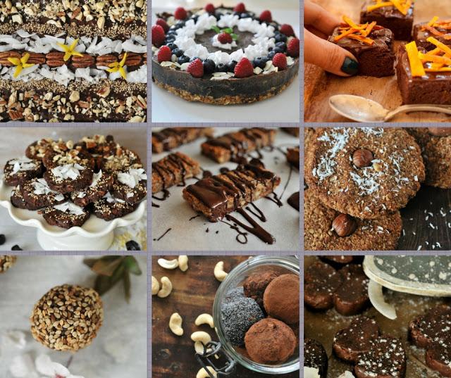 9 przepisów – zdrowe słodycze na święta