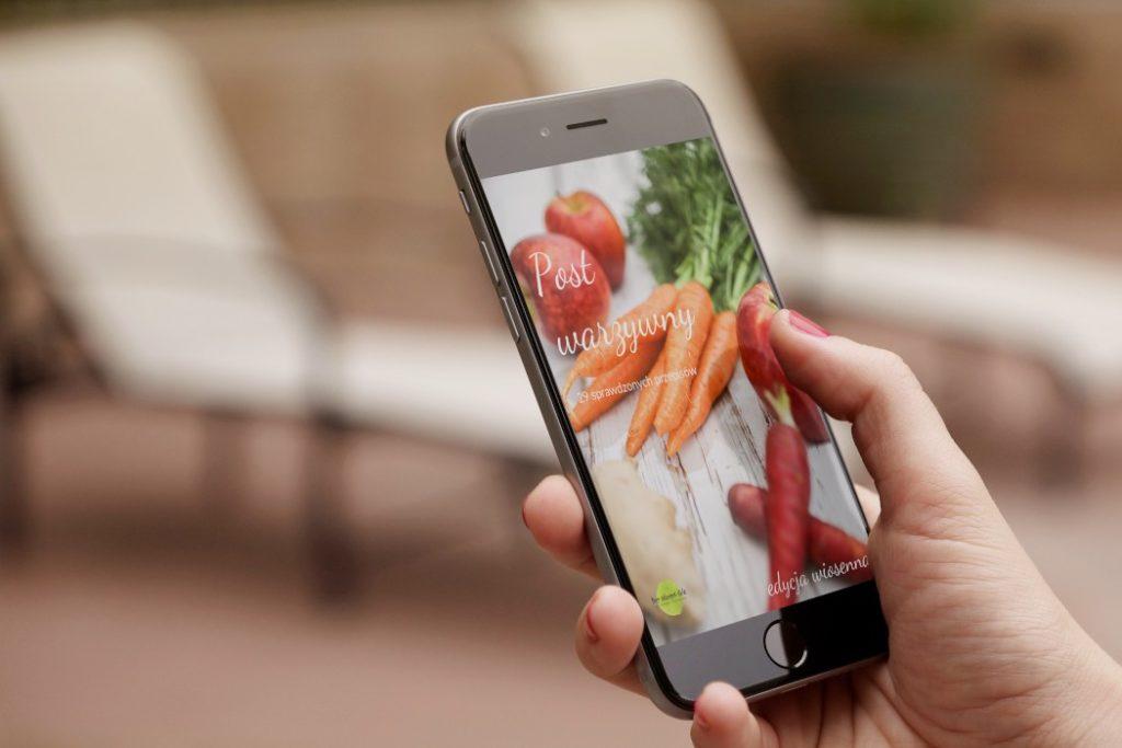 Ebooka możesz przeglądać tam, gdzie potrzebujesz - w kuchni albo podczas zakupów