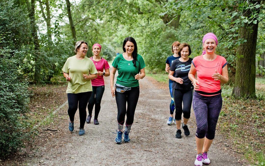 Slow jogging – jak zbudowałam nawyk biegania.
